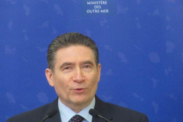 Pierre Quignard, secrétaire général chargé de la COP21