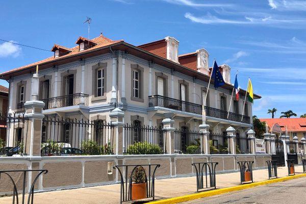 La mairie de Cayenne