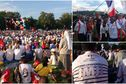 Journées Mondiales de la Jeunesse : les jeunes guyanais et le Pape participent au chemin de Croix