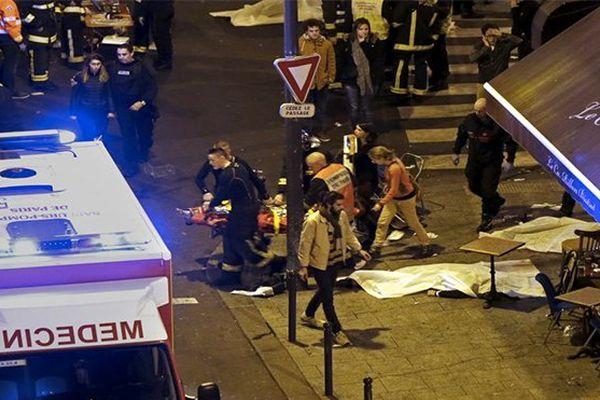 Attaques terroristes à Paris