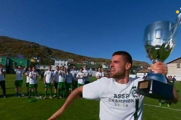 L'ASSP remporte la Coupe de l'Archipel