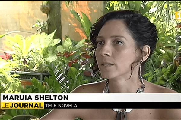 Une beauté tahitienne dans l'univers du crime
