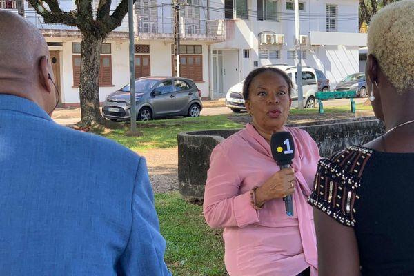 Christiane Taubira 6 juin 2020