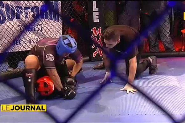 MMA : le pancrace fait des émules