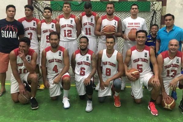 basket Team Tahiti Senior
