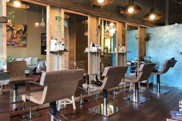 coronavirus confinement cagnotte pour les entreprises salon de coiffure 260420