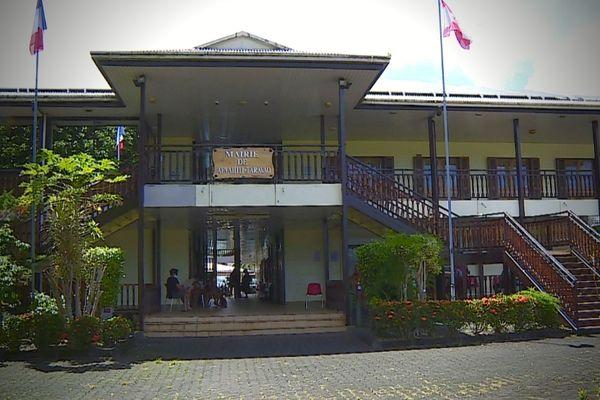 mairie de taiarapu-est