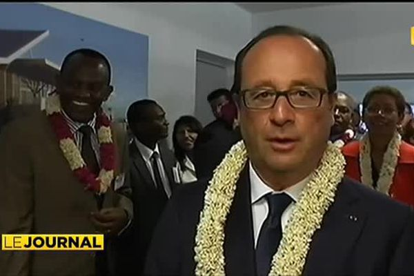 """François Hollande : """"il faut appliquer les décisions de justice"""""""