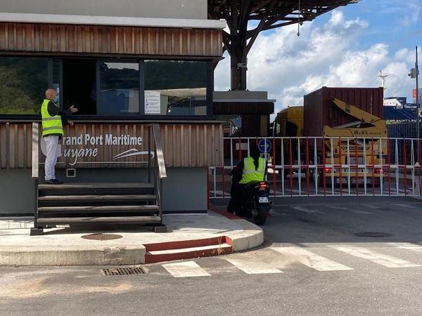 Le Grand Port Maritime de Guyane
