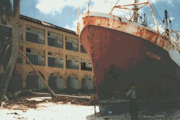 Ouragan Luis