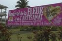 Un Festival de la fleur bien arrosé