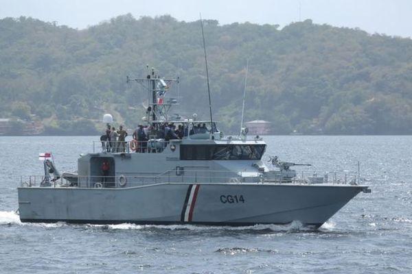Trinidad et Tobago garde-côte