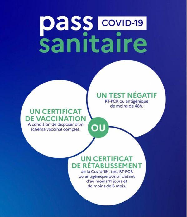 Pass sanitaire /santé / covid-19