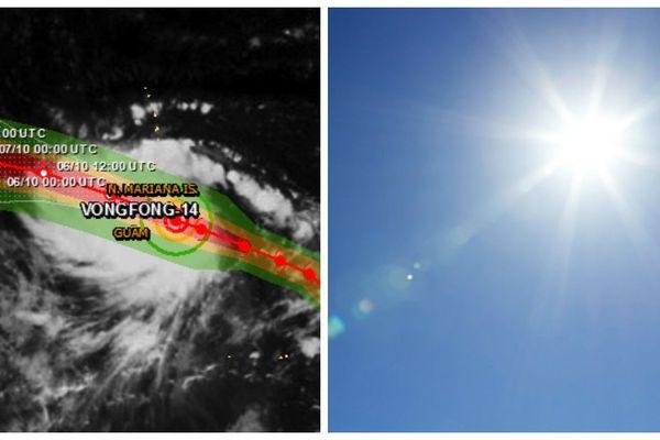 Cyclone et sécheresse sévissent dans le Pacifique