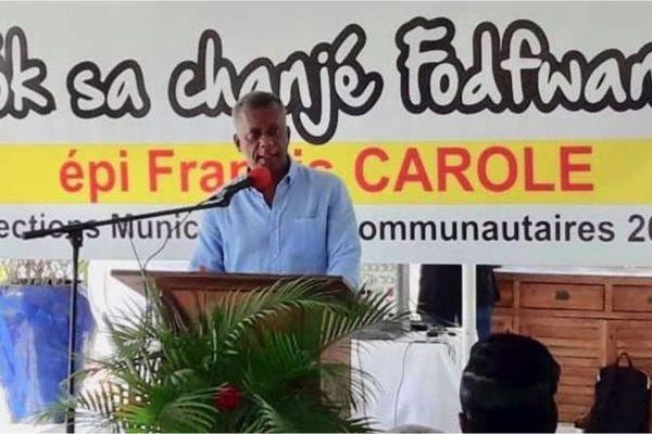 Francis Carole