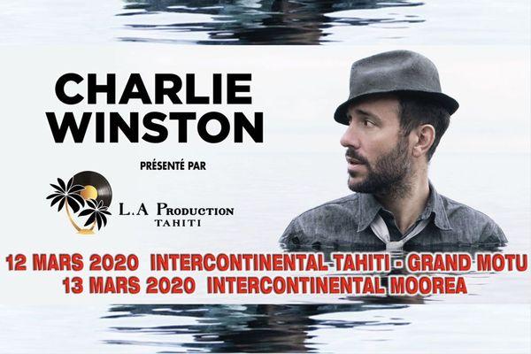 Charlie Winston en concert