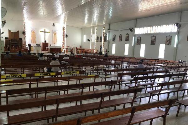 Eglise durant le Covid