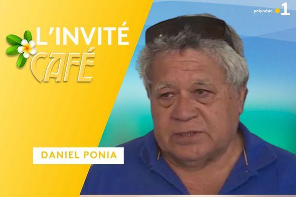 Daniel Ponia : invité café