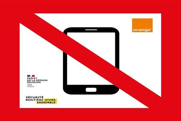 campagne de sensibilisation contre le téléphone au volant