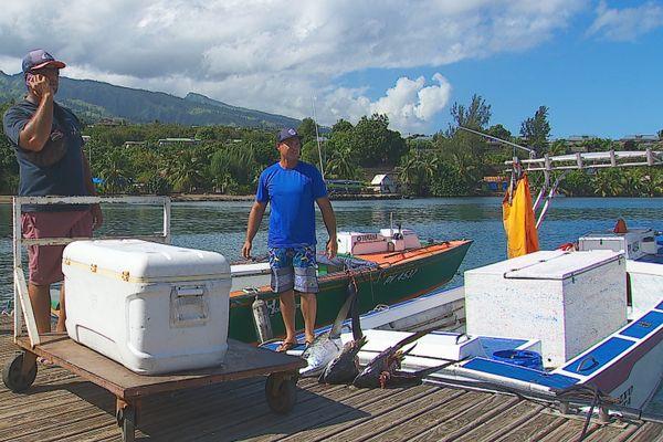 réouverture des frontières, la lueur d'espoir pour les pêcheurs