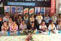 Hawaiki nui va'a 2015 dans la dernière ligne droite
