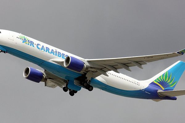 Air Caraïbes - avion