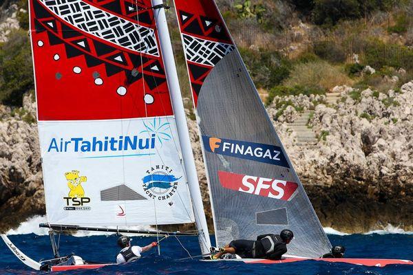 Trésors de Tahiti finit deuxième à Nice