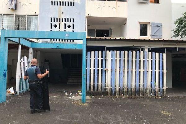 Butor coup de feu Saint-Denis police 180520