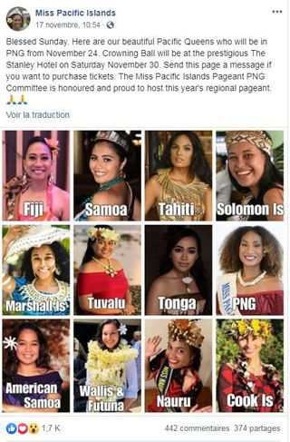 miss pacific islands 2020 candidates