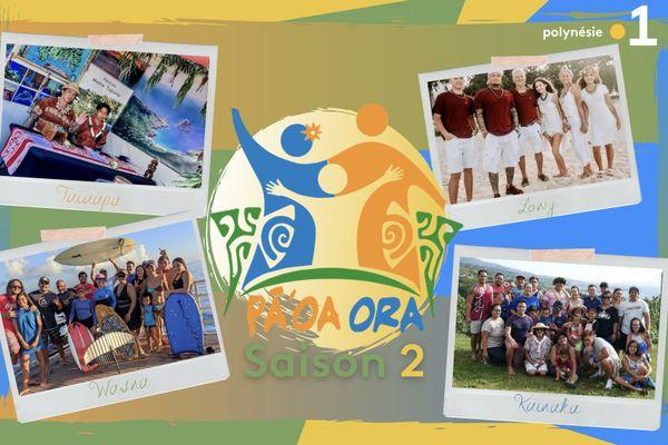 Pā'oa ora S2#2 : Taiaapu, Wasna, Kainuku & Lowy