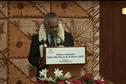 Le discours complet de Victorin Lurel à l'Assemblée de la Polynésie française