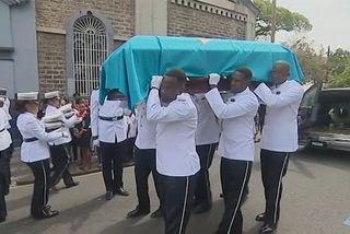 Obsèques Derek Walcott