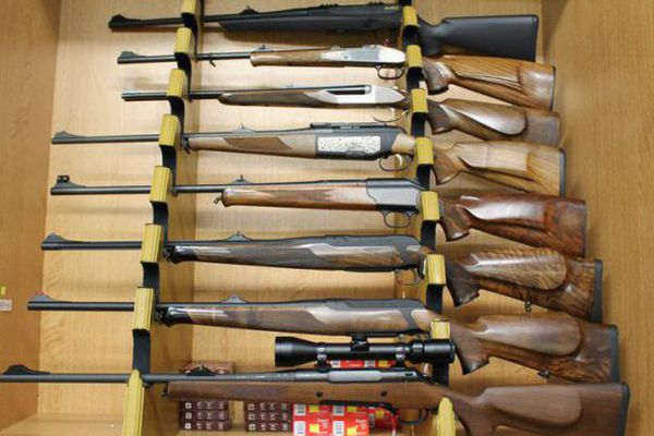 Armes Carabines de chasse