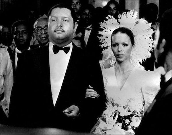 Le mariage de Jean Claude Duvalier