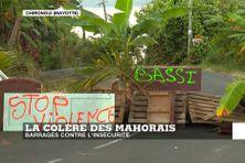 Des barrages bloquent la circulation sur l'île, les Mahorais expriment leur colère face à l'insécurité