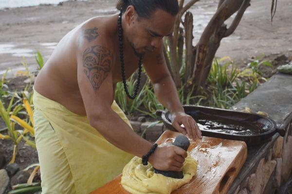 Préparation du Kaaku