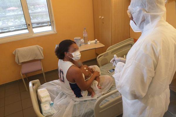 Les enfants malades du Coronavirus