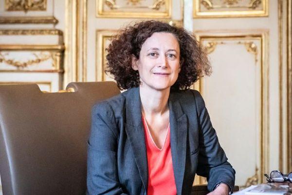 Emanuelle Wargon secrétaire d'Etat auprès du ministre de la Transition Ecologique et solidaire