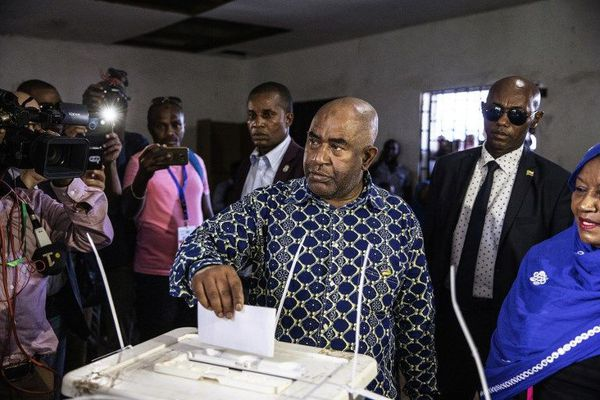 Vote Azali Comores