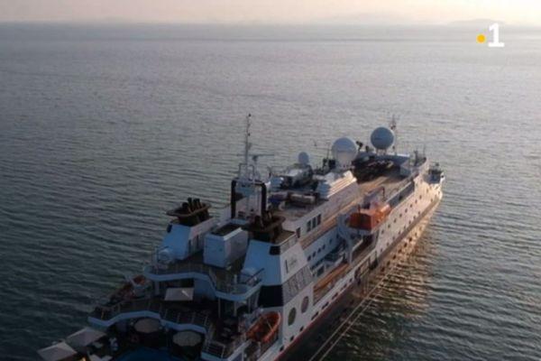 bateau belle des oceans croisieurope