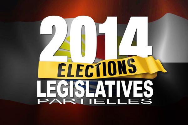 Elections législatives 2014 logo