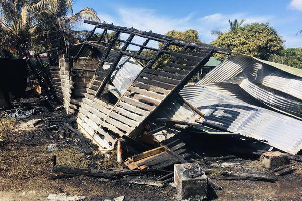 maison détruite pont des français