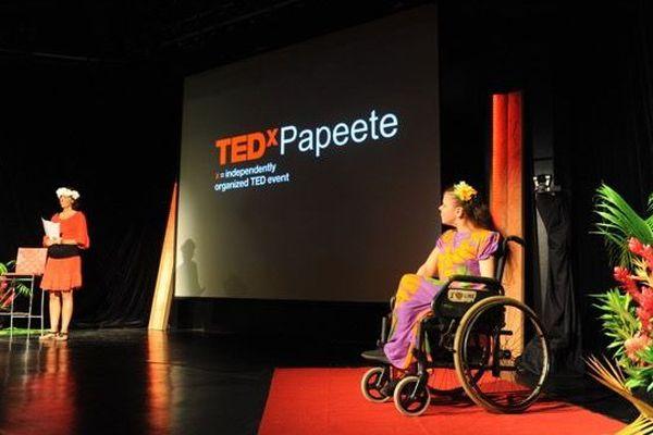 TEDX Papeete lors de l'édition 2015
