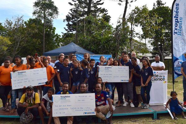 Trophées bleus, lauréats 2019