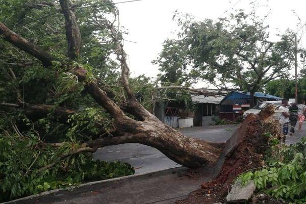 Après le passage du cyclone Kenneth