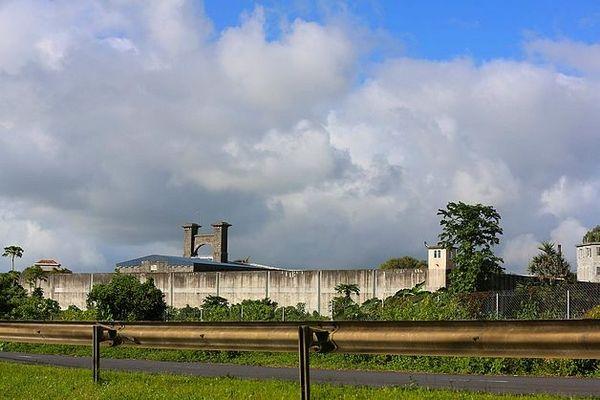 Prison La Bastille à l'île Maurice