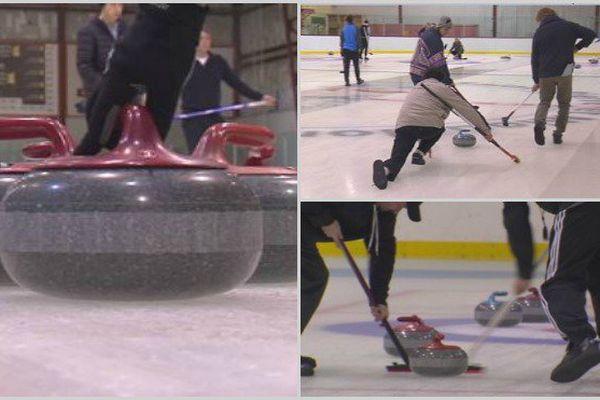 Reprise curling