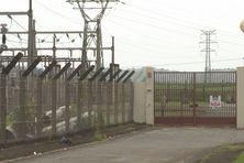 Poste EDF au Lamentin
