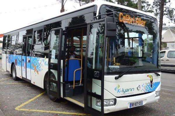 Bus de Kourou