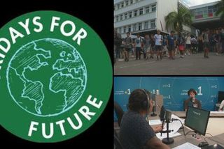 le mouvement Fridays For Future en NC